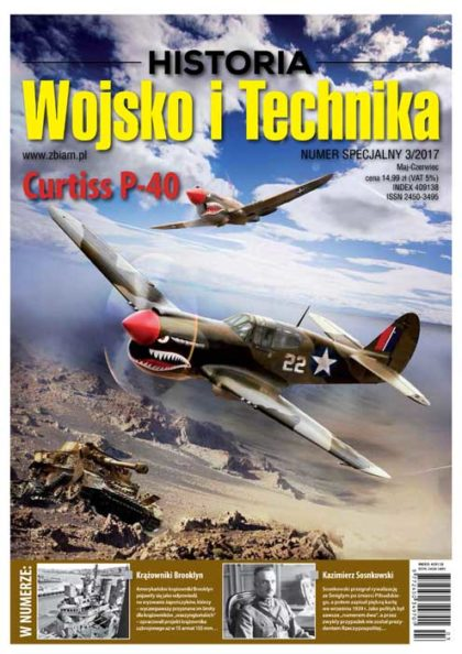 Wojsko i Technika - Historia 3/2017 Wydanie Specjalne