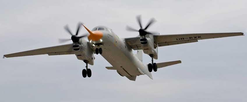 lekki samolot transportowy An-132D