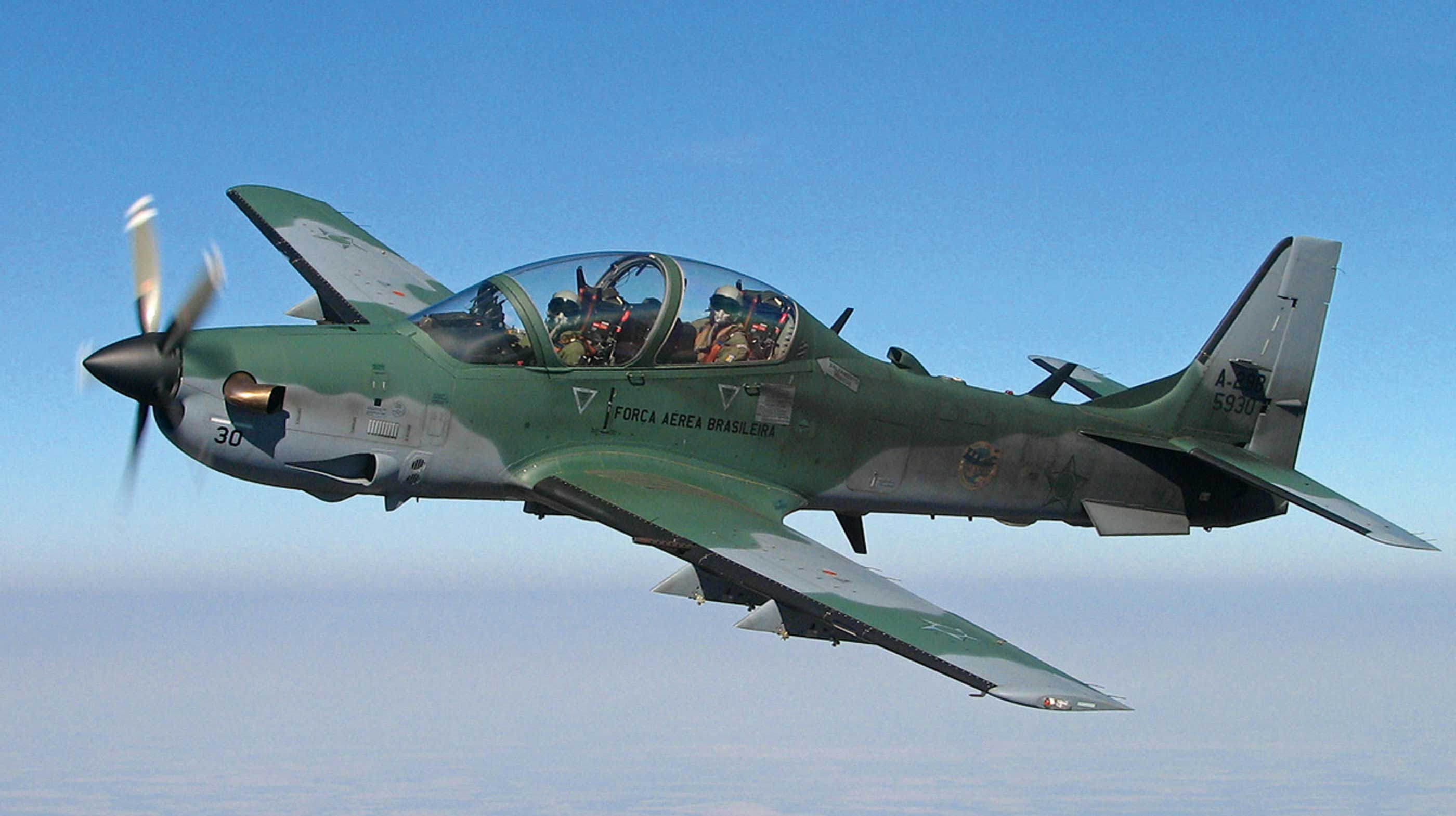 OA-X amerykański program  budowy lekkiego samolotu wsparcia