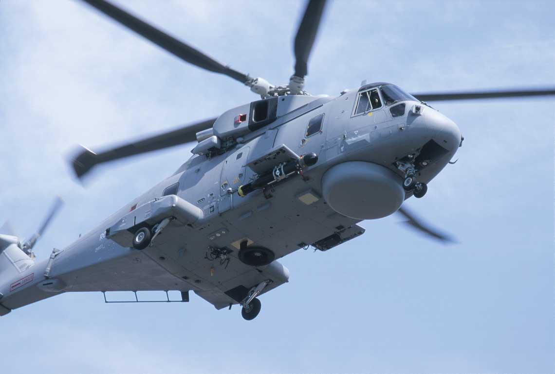 AW101 to konstrukcja, która nie tylko pod każdym względem przewyższa parametrami śmigłowce obecnie używane przez Marynarkę Wojenną, lecz także wszystkie inne oferowane Siłom Zbrojnym RP.