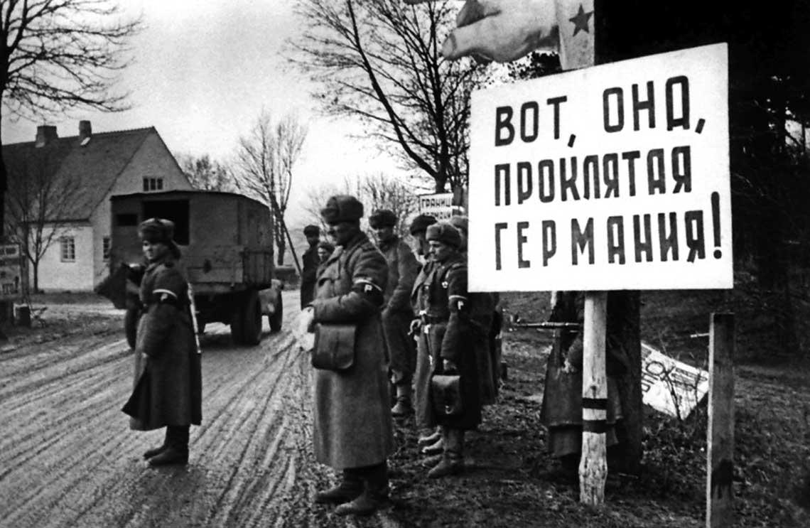 Bitwa o Prusy Wschodnie 1945