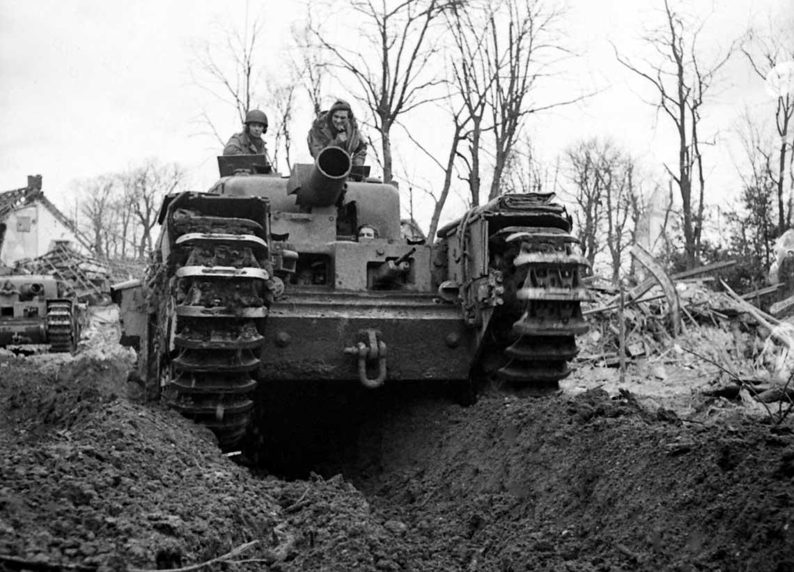 Brytyjska 21. Grupa Armii