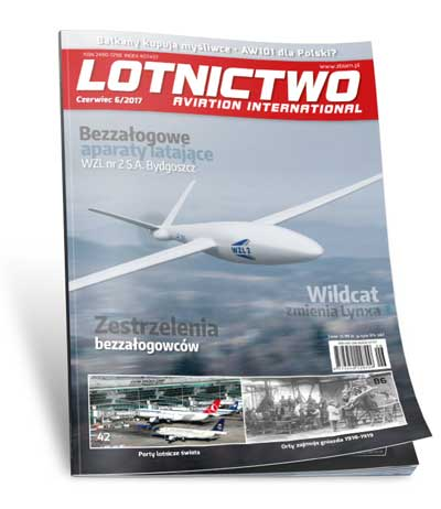 Lotnictwo Aviation International 6/2017