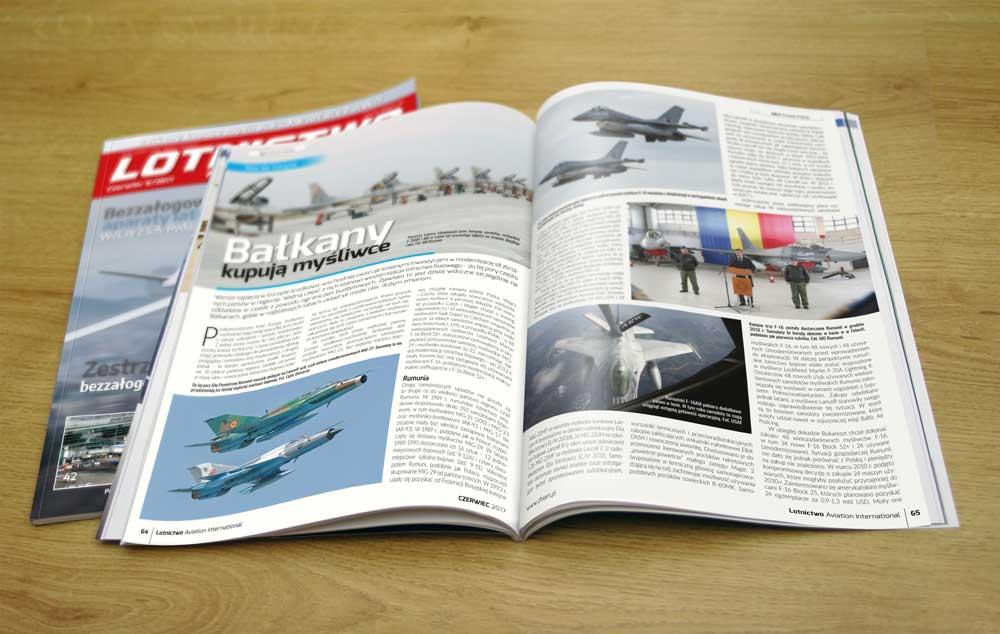 Lotnictwo Aviation International 6/2017