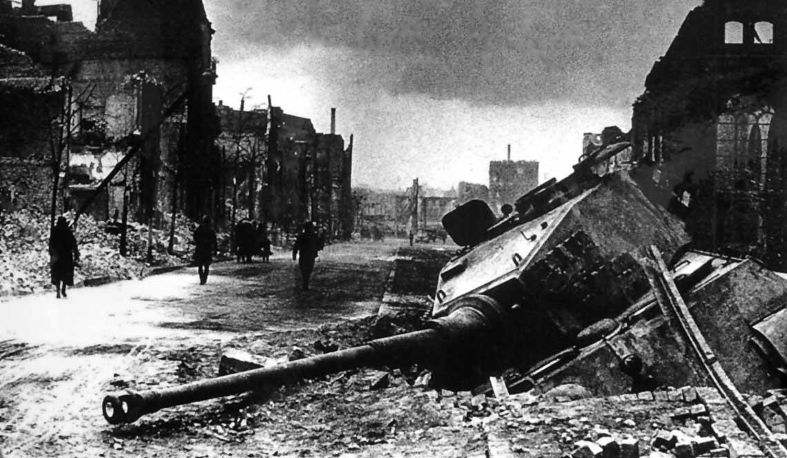 Operacja pomorska 1945 r.