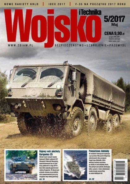 Czasopismo Wojsko i Technika 5/2017