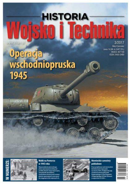 Czasopismo Wojsko i Technika Historia 3/2017