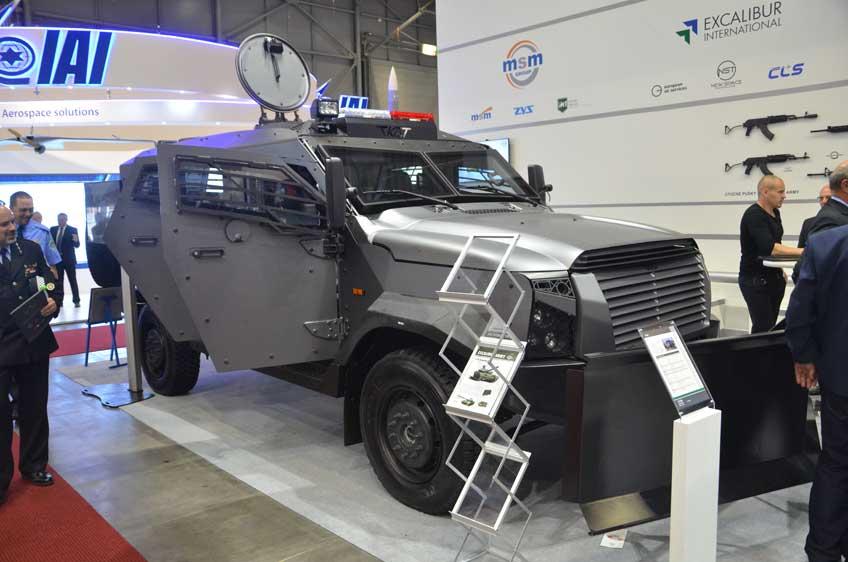 pojazdy dla Sił Zbrojnych RP