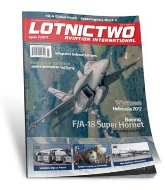 Lotnictwo Aviation International 7/2017