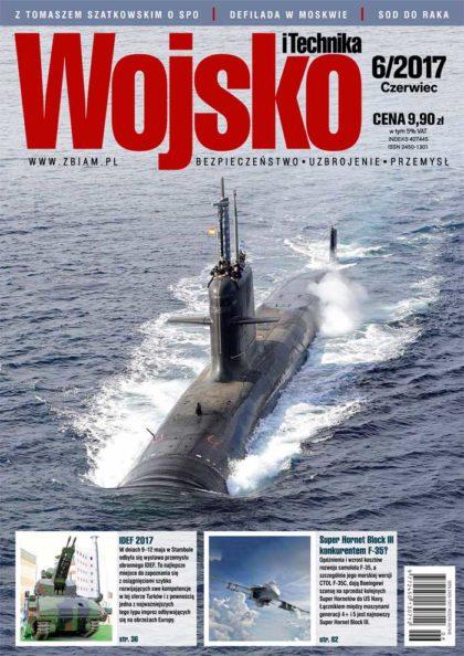 Czasopismo Wojsko i Technika 6/2017