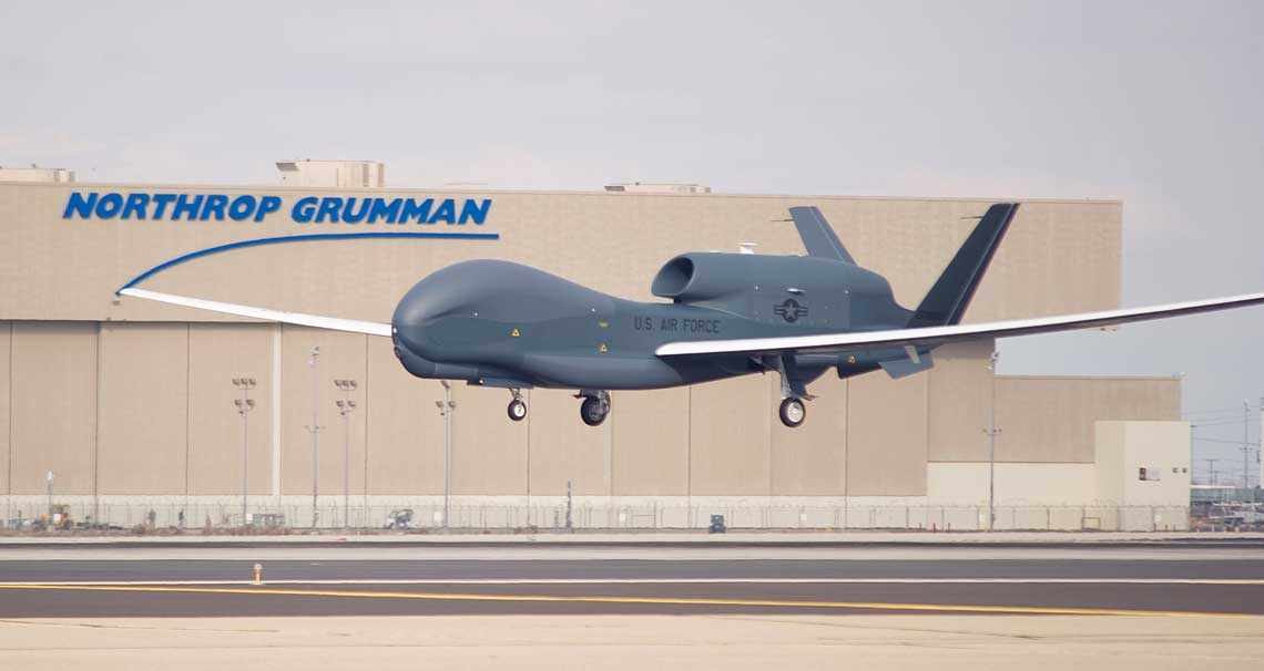 RQ-4 Global Hawk – 15 lat w służbie