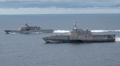 MON odpowiada w sprawie okrętów klasy LCS