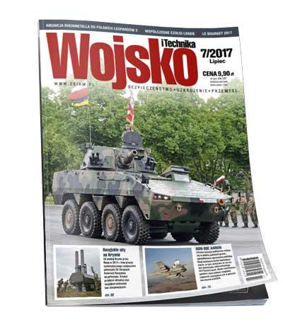 Czasopismo Wojsko i Technika 7/2017