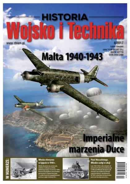 Czasopismo Wojsko i Technika Historia 4/2017