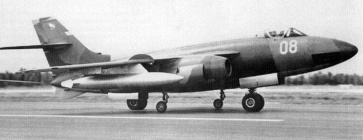 Wojna Sześciodniowa 1967. Izraelskie lotnictwo bombowe miało w swoim wyposażeniu 19 bombowców taktycznych Vautour IIB, które były odpowiednikami egipskich i syryjskich Ił-28.