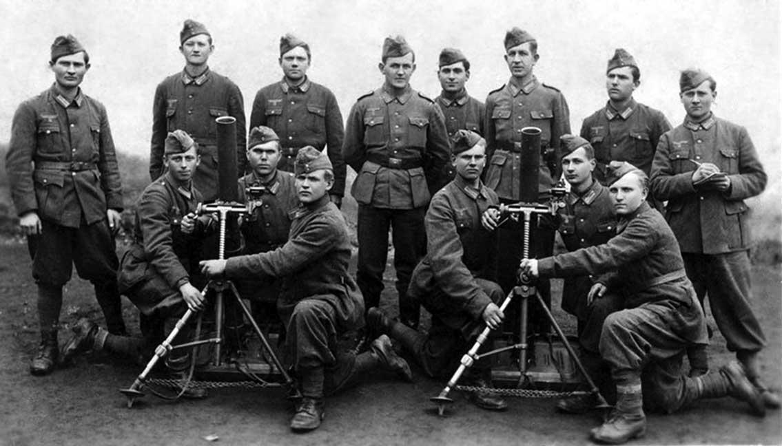 Rosyjskie kolaboracyjne formacje wojskowe przy Wehrmachcie i Waffen-SS