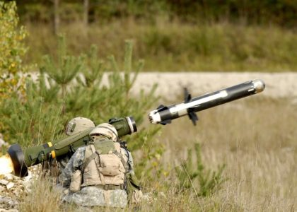 Ukraina kupuje kolejną partię Javelinów