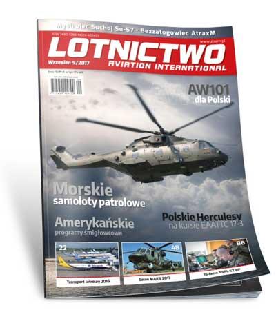 Lotnictwo Aviation International 9/2017