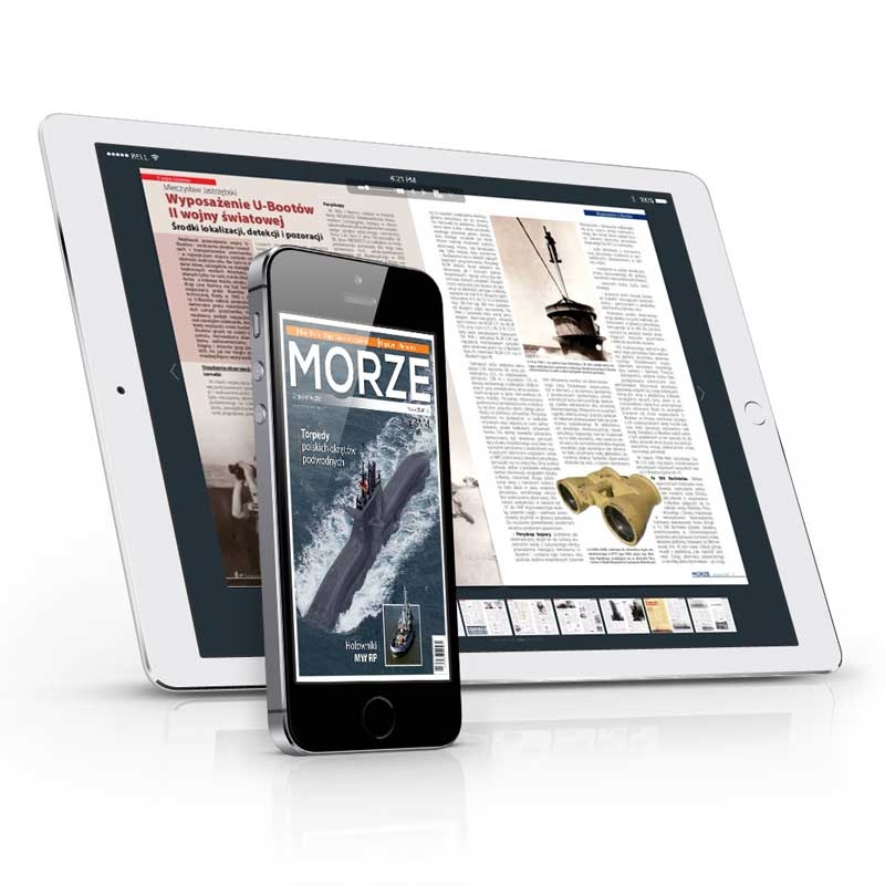 Magazyn MORZE 9/2017