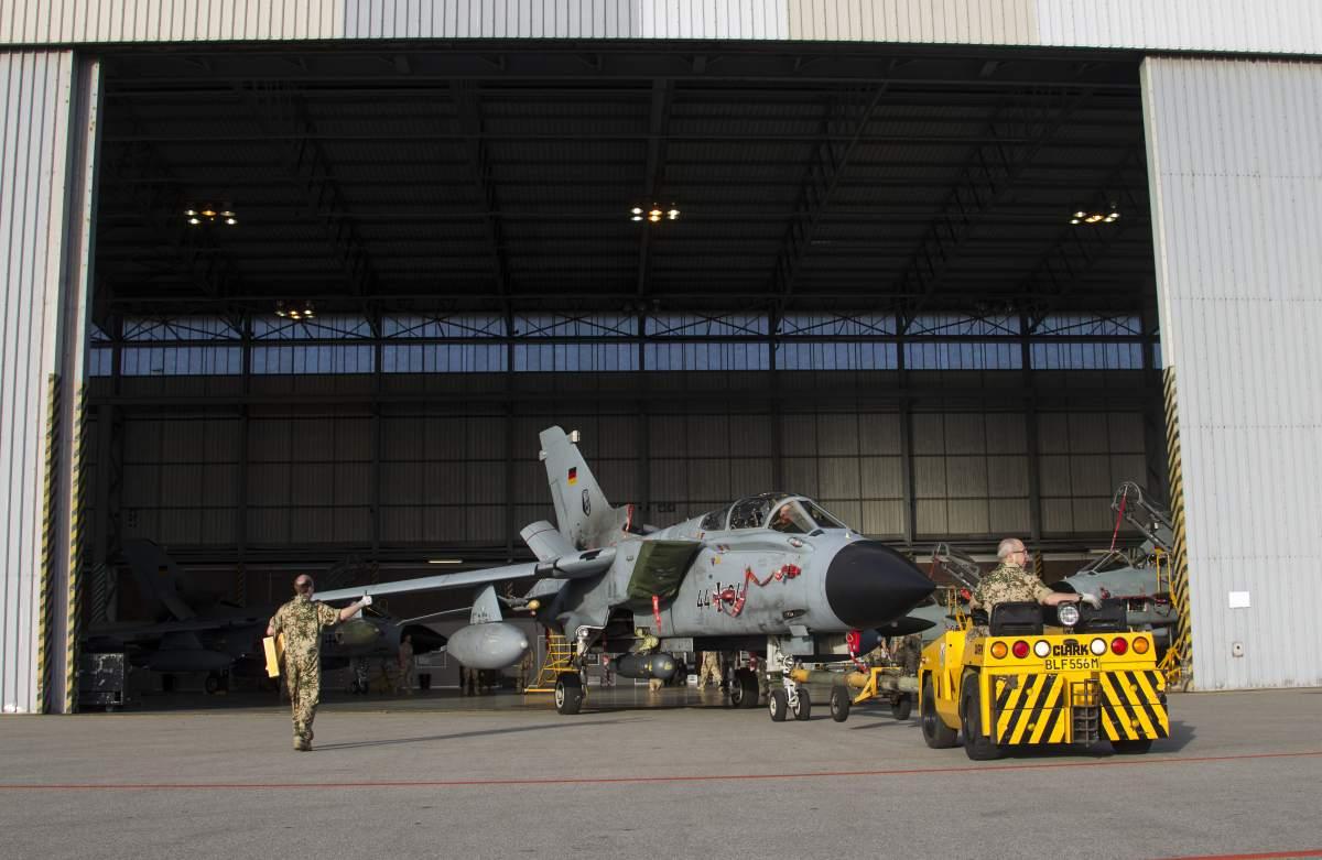 Berlin zbiera informacje odnośnie potencjalnych następców dla obecnie eksploatowanych maszyn Panavia Tornado. Fot. MO Niemiec.