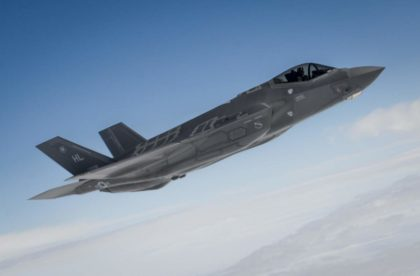 Według Boeinga, Belgowie faworyzują F-35A Lightning II, który już został zakupiony przez sąsiednią Holandię. Fot. USAF.