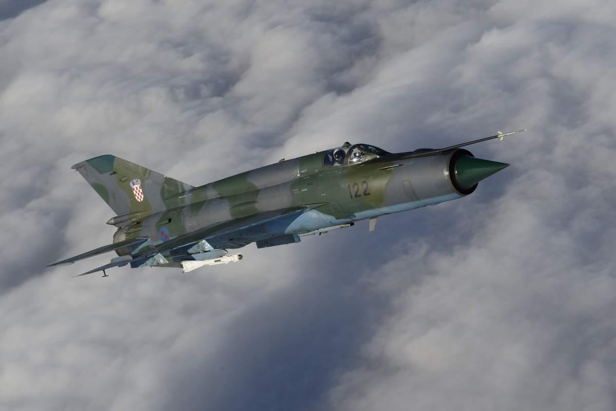 Chorwaci rozesłali zaproszenia do składania ofert na następców MiG-ów-21 do pięciu państw, które oferują używane F-16 różnych odmian oraz fabrycznie nowe F/A-50 Golden Eagle i JAS-39C/D Gripen. Fot. MO Chorwacji.