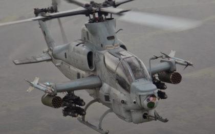 śmigłowiec szturmowy Bell AH-1Z Viper
