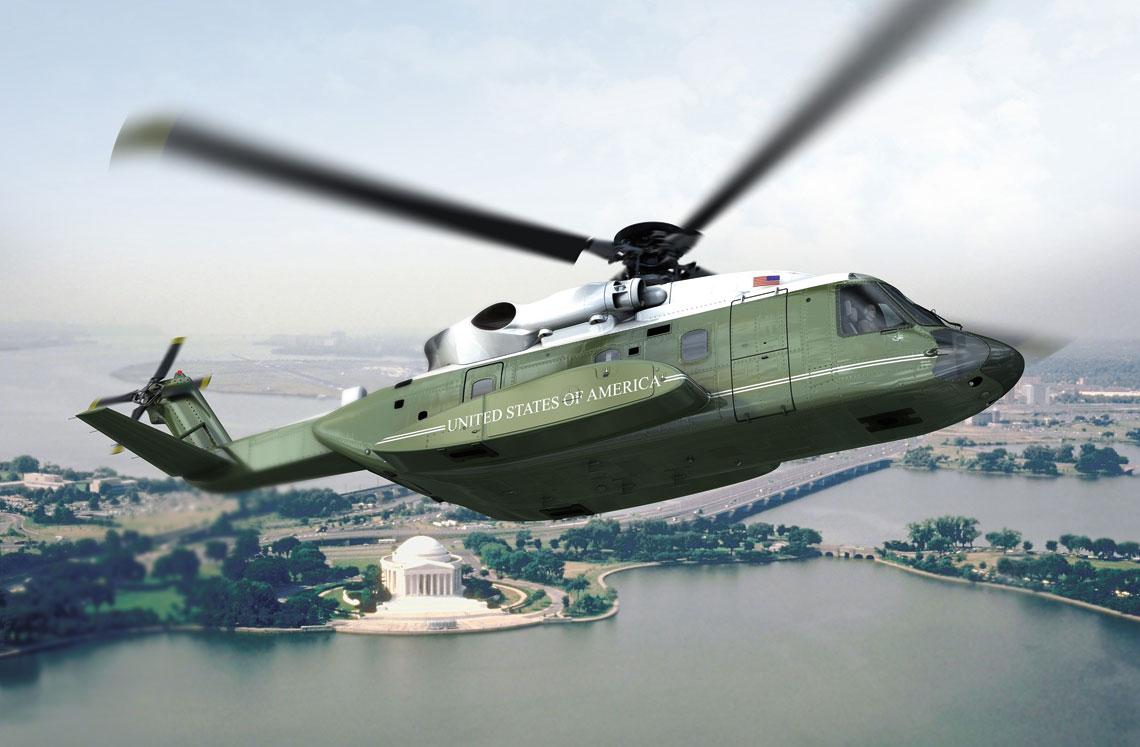 Po okresie problemów proceduralno-budżetowych, z dziesięcioletnim opóźnieniem ruszyły programy zakupu nowych śmigłowców dla prezydenta Stanów Zjednoczonych (program VXX) oraz śmigłowców ratownictwa bojowego dla Sił Powietrznych (program CRH).
