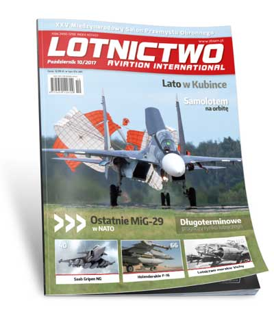 Lotnictwo Aviation International 10/2017
