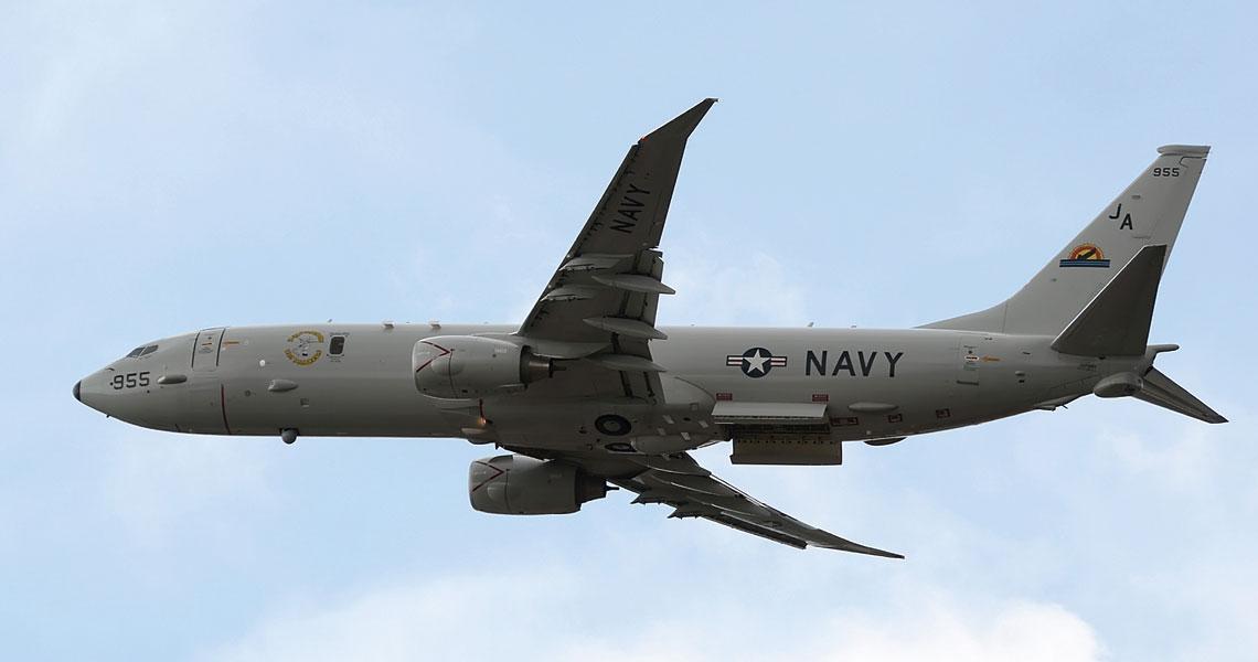 Morskie samoloty patrolowe bazowania lądowego
