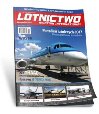 Lotnictwo Aviation International 11/2017