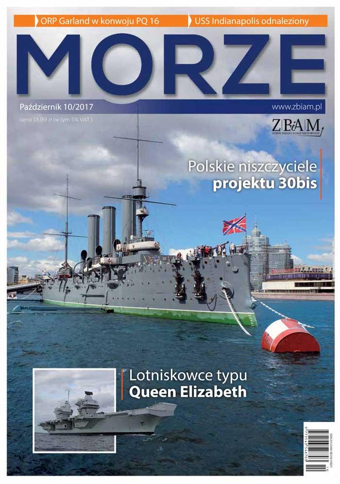 Magazyn MORZE 10/2017