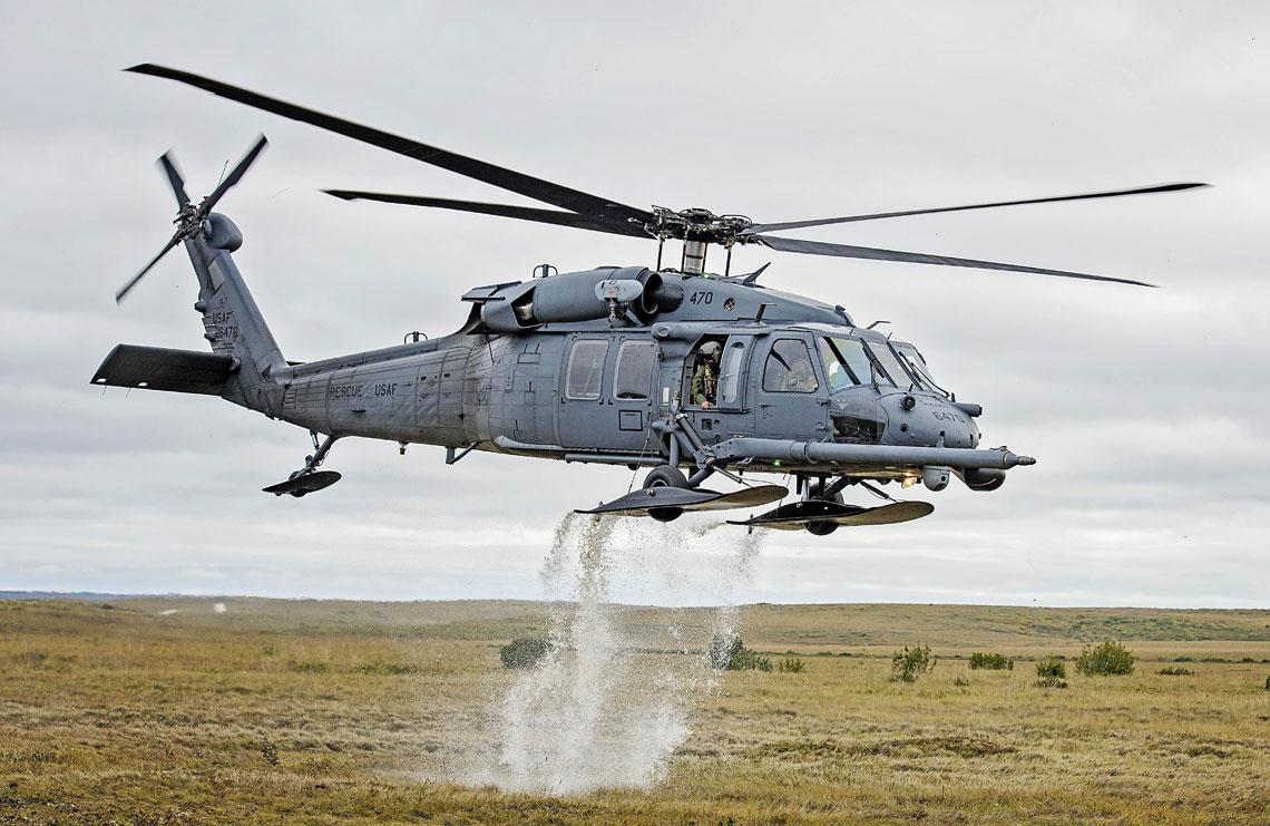 Sikorsky nie komentuje przyczyn decyzji o rezygnacji z udziału w przetargu na śmigłowce ZOP/SAR i skupia się na programie wiropłatów CSAR-SOF, gdzie oferuje S-70 Black Hawk w konfiguracji zbliżonej do eksploatowanych przez USAF.