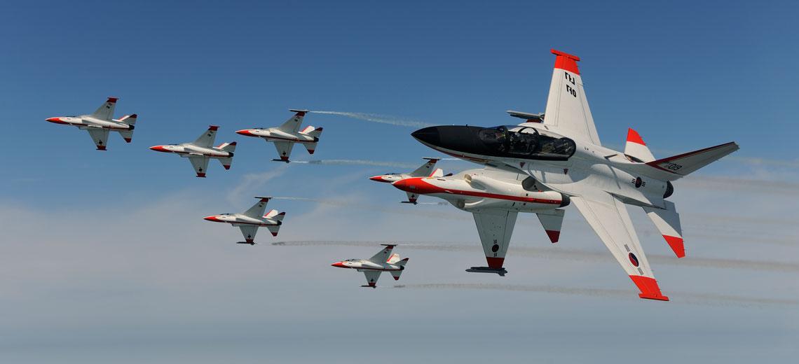 Korea Aerospace Industries T-50 Golden Eagle