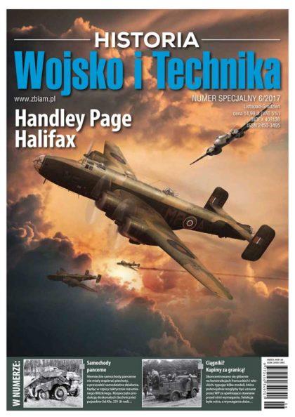 Czasopismo Wojsko i Technika Historia 6/2017 wydanie specjalne