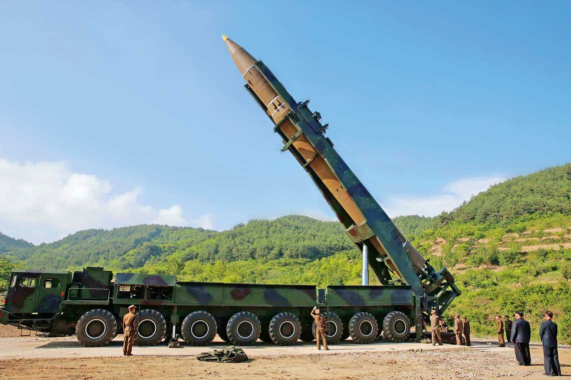 Północnokoreański Hwaseong 14 – realne zagrożenie