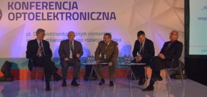 O wyzwaniach i szansach dla polskiej optoelektroniki – relacja z konferencji