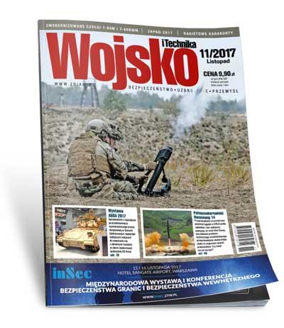 Czasopismo Wojsko i Technika 11/2017