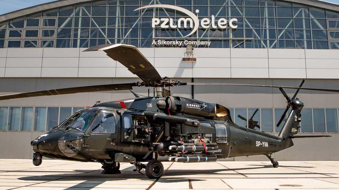 Śmigłowiec wielozadaniowy Black Hawk  dla Wojsk Lądowych Sił Zbrojnych RP