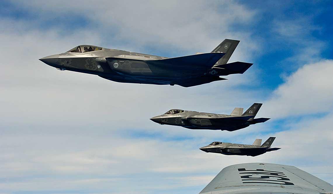 Ponad 100 F-35A Block2B/3i nie nadaje sie do zadan bojowych. Ich modernizacje do wersji Block3F/4 uznano za nieoplacalna.