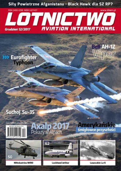 Lotnictwo Aviation International 12/2017