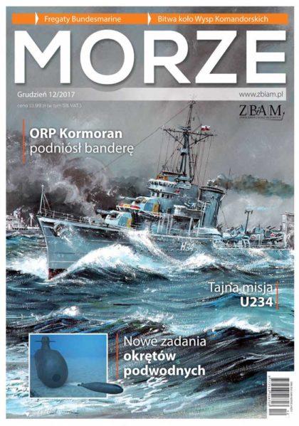 Magazyn MORZE 12/2017