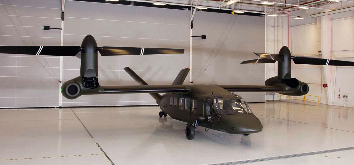 W ramach programu FVL armia amerykanska zaplanowala kupno 2-4 tys. nowych maszyn, ktore w pierwszej kolejnosci zastapia smiglowce z rodziny UH-60 Black Hawk oraz AH-64 Apache. Fot. Bell Helicopter