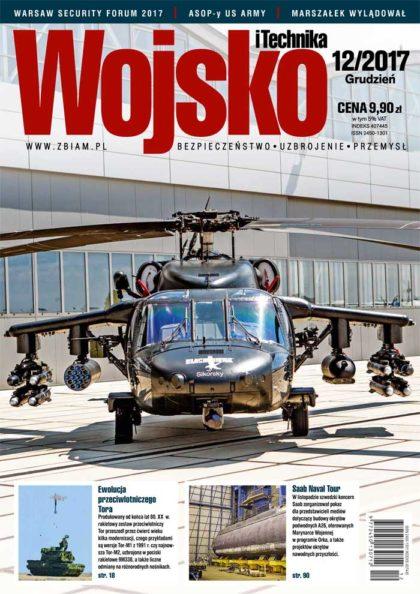 Czasopismo Wojsko i Technika 12/2017