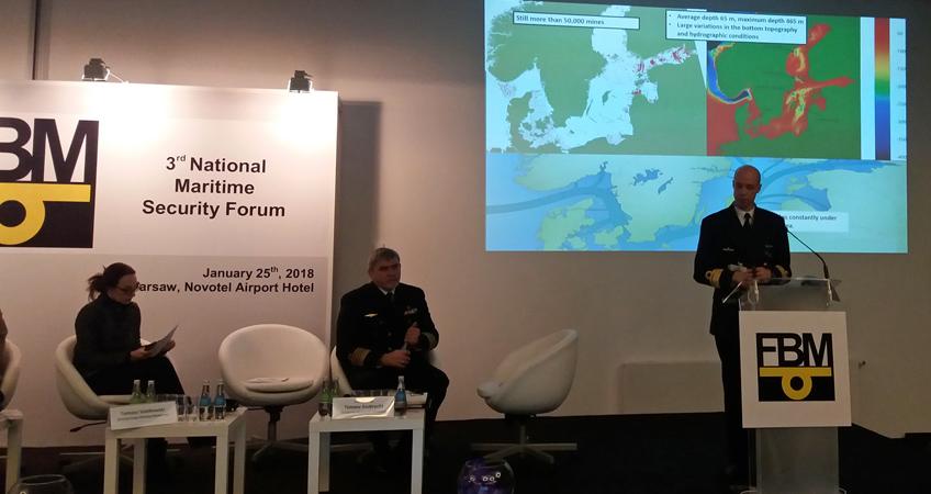 III Forum Bezpieczeństwa Morskiego
