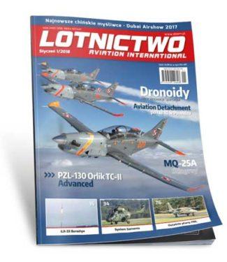 Lotnictwo Aviation International 1/2018
