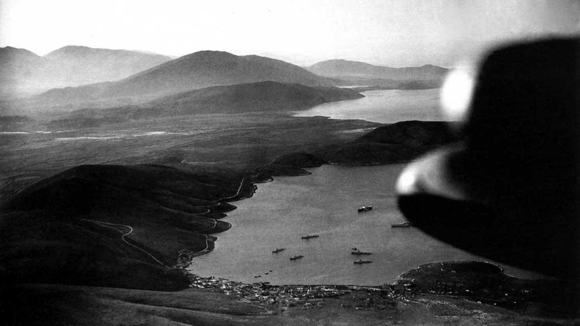 Wloska inwazja naAlbanie w 1939 r.