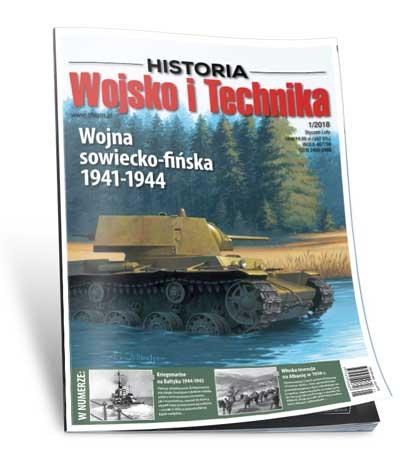 Czasopismo Wojsko i Technika Historia 1/2018