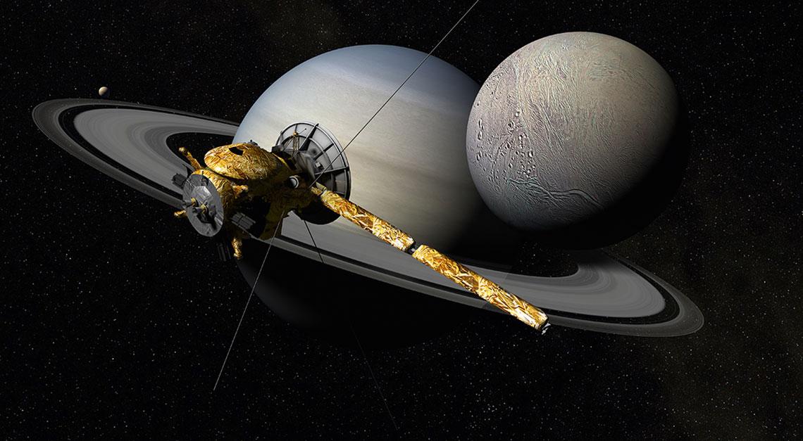 Cassini. Koniec wielkiej misji