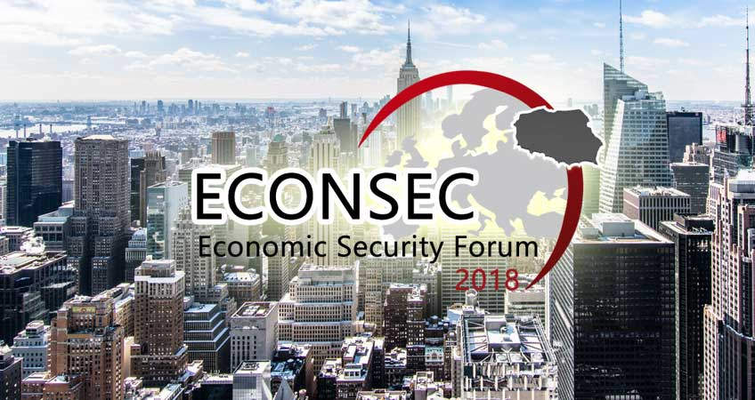 Economic Security Forum ECONSEC 2018